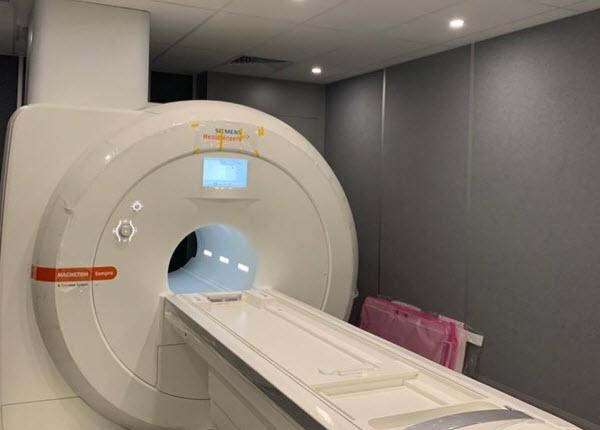 MRI machine for animals